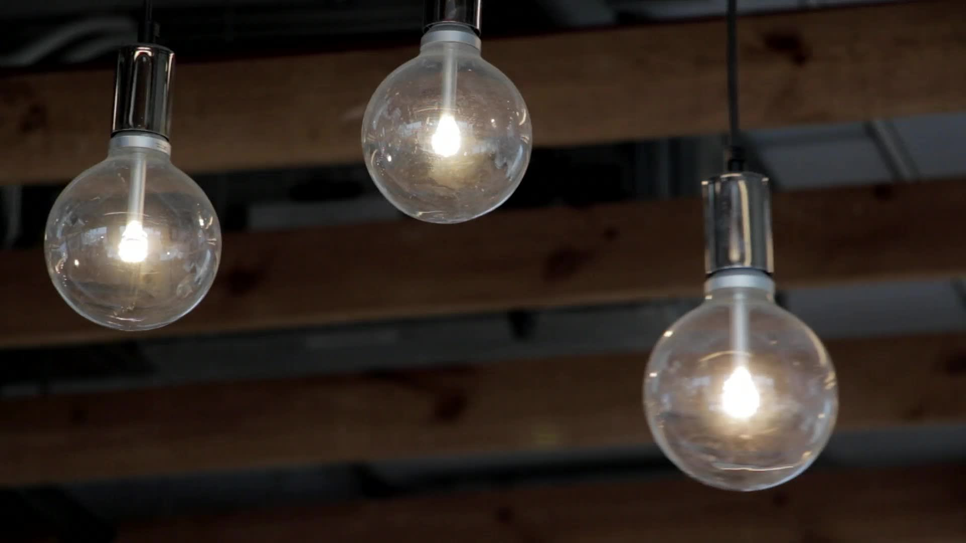 Dancing Bulbs