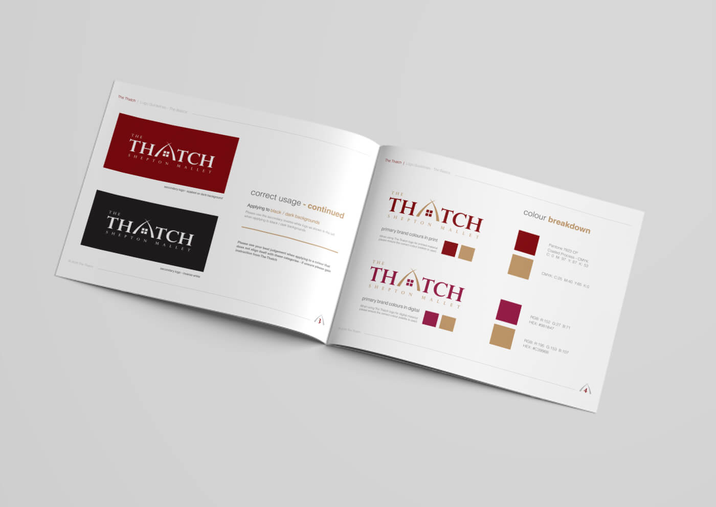 Thatch Logo Guidelines
